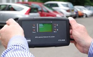 Chronos CTL3520 GPS Jammer Detector © Chronos Technology