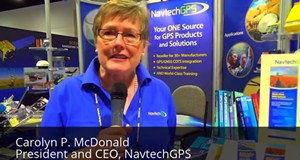 GPS World Video Spotlight of NavtechGPS © GPS World